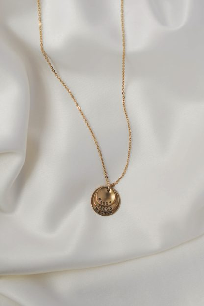 Amore Necklace in Gold