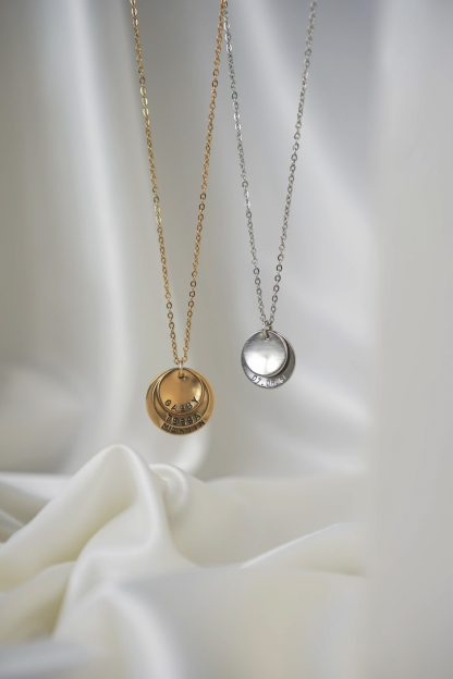 Amore Necklaces