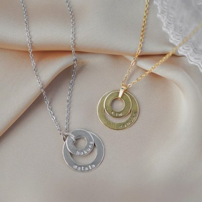 Gold and Silver Custom Jewelry